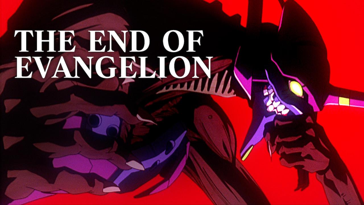 The End of Evangelion on Netflix UK