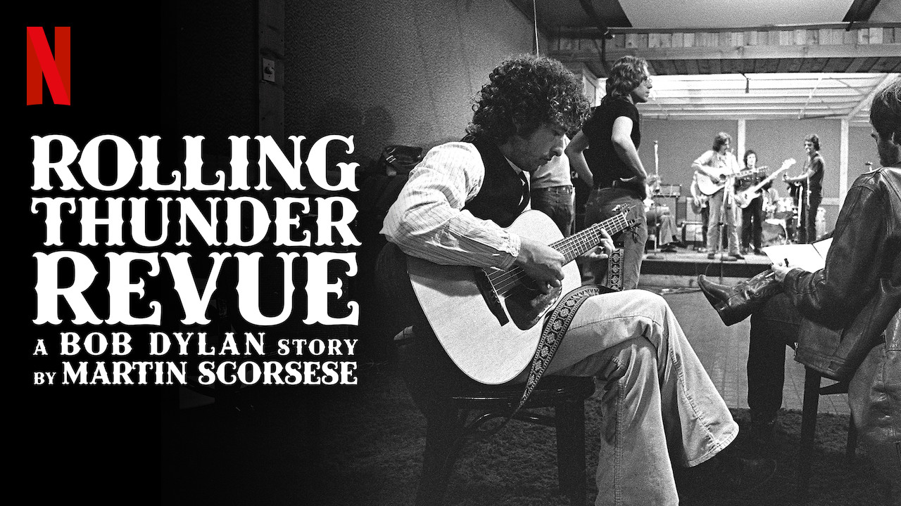 Is 'Rolling Thunder Revue: A Bob Dylan Story by Martin