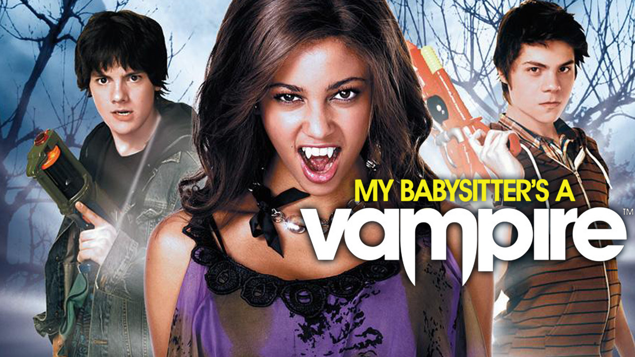 Is 'My Babysitter's a Vampire' (2012) available to watch on UK