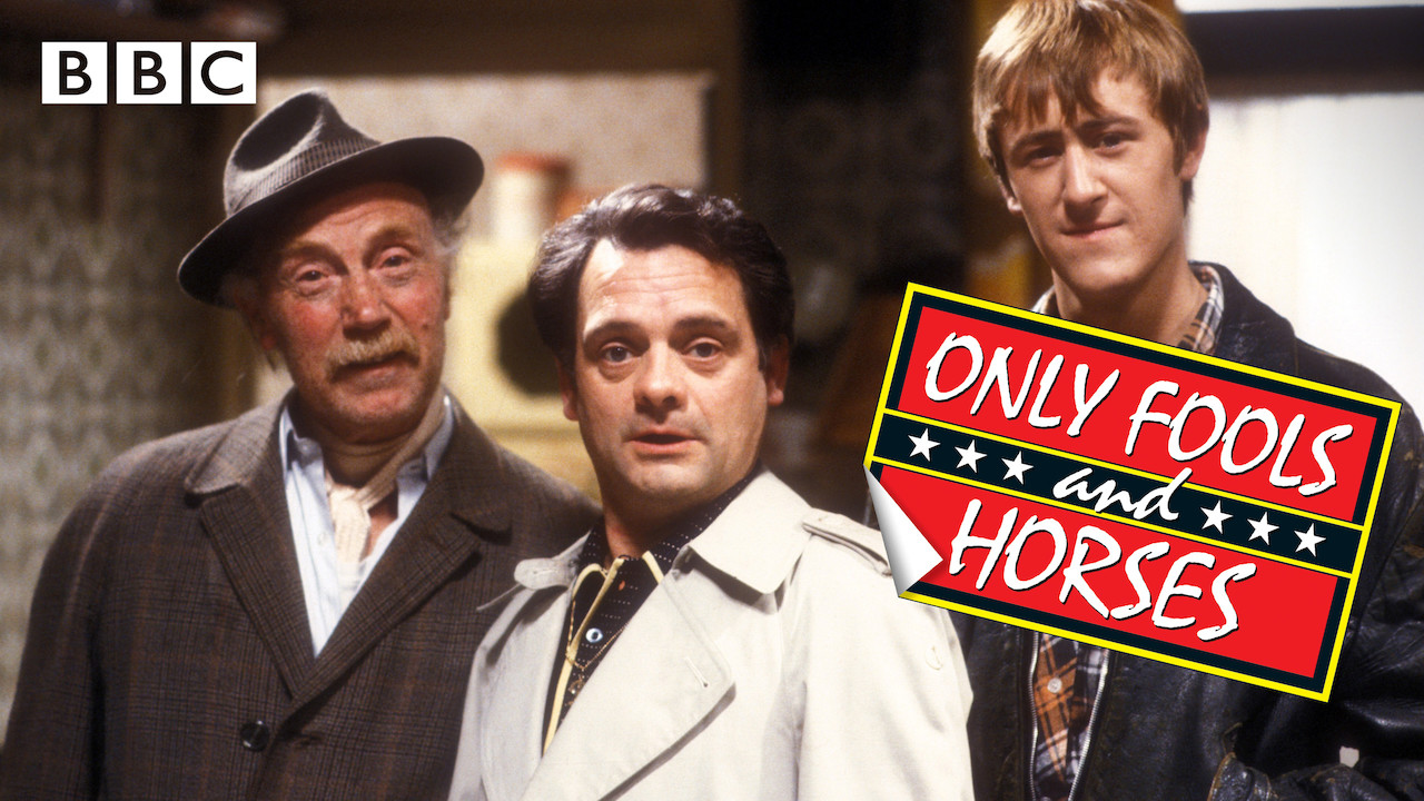 Only Fools and Horses on Netflix UK