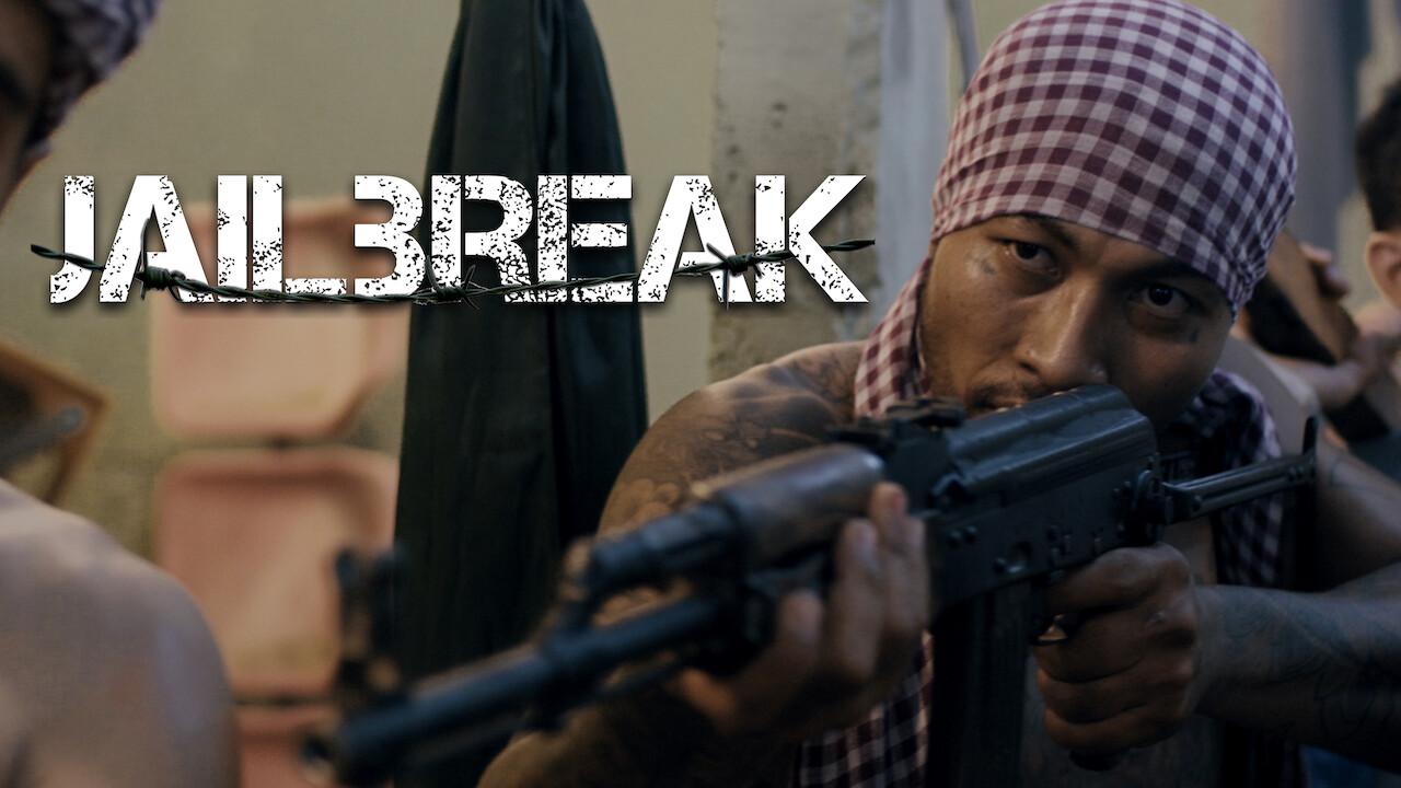 Is 'Jailbreak' (2017) available to watch on UK Netflix