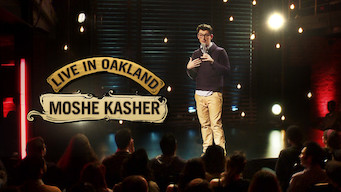 Moshe Kasher: Live in Oakland (2012)