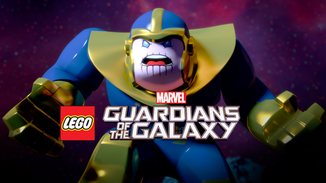 LEGO Marvel Super Heroes: Guardians of the Galaxy on Netflix UK