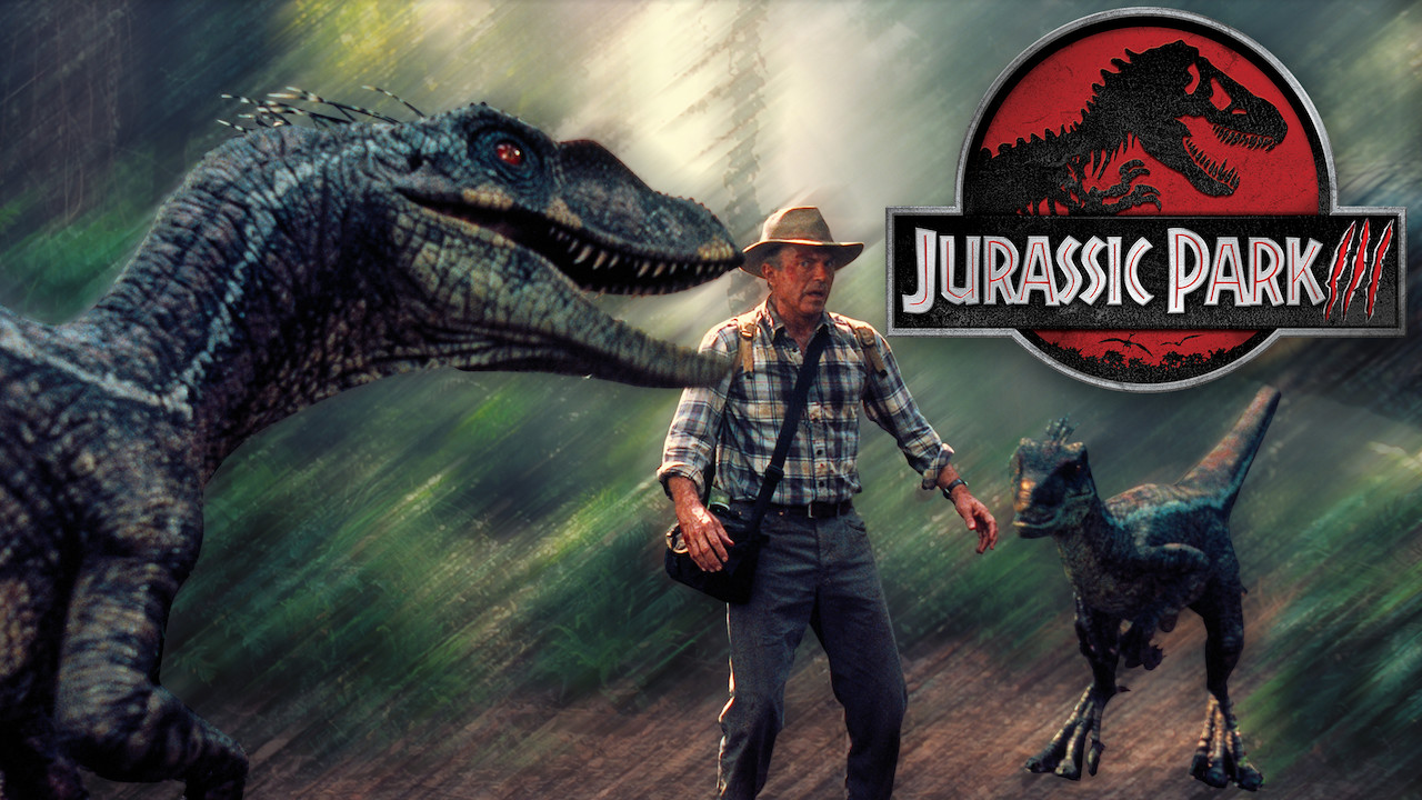 Jurassic Park III on Netflix UK
