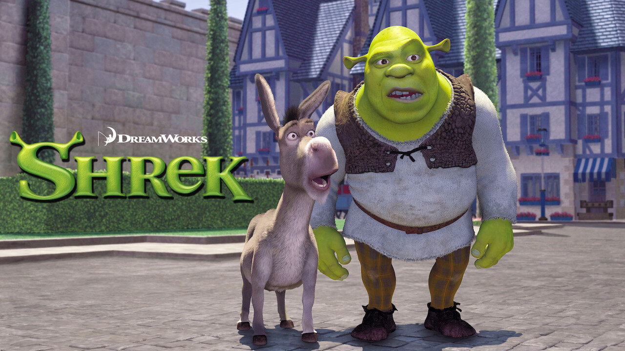Shrek on Netflix UK