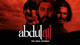 Abdullah, The Final Witness (2016)