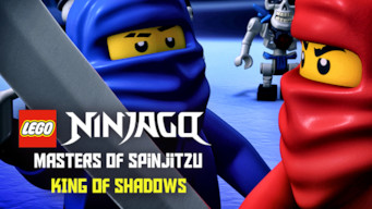 LEGO Ninjago: Masters of Spinjitzu: King of Shadows (2011)