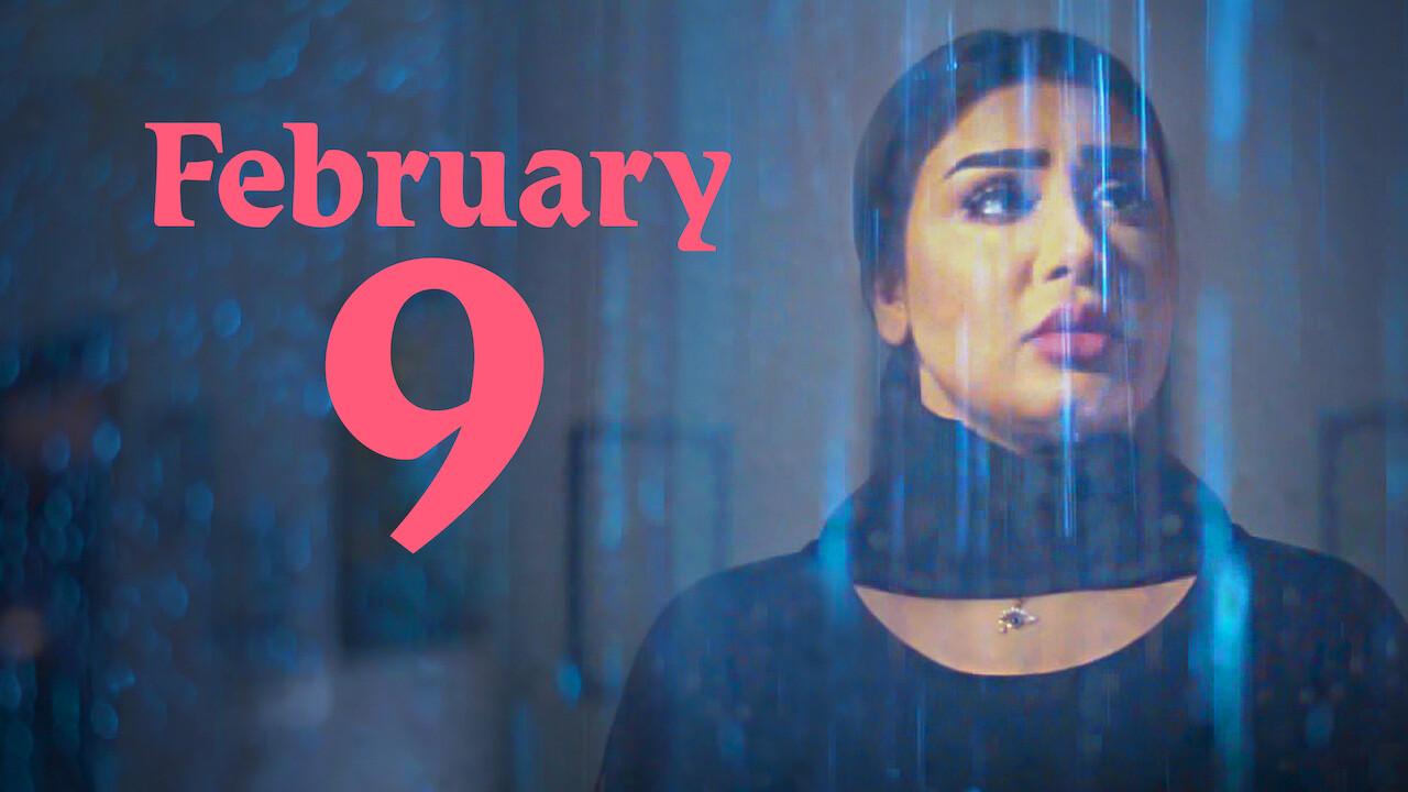 February 9 on Netflix UK