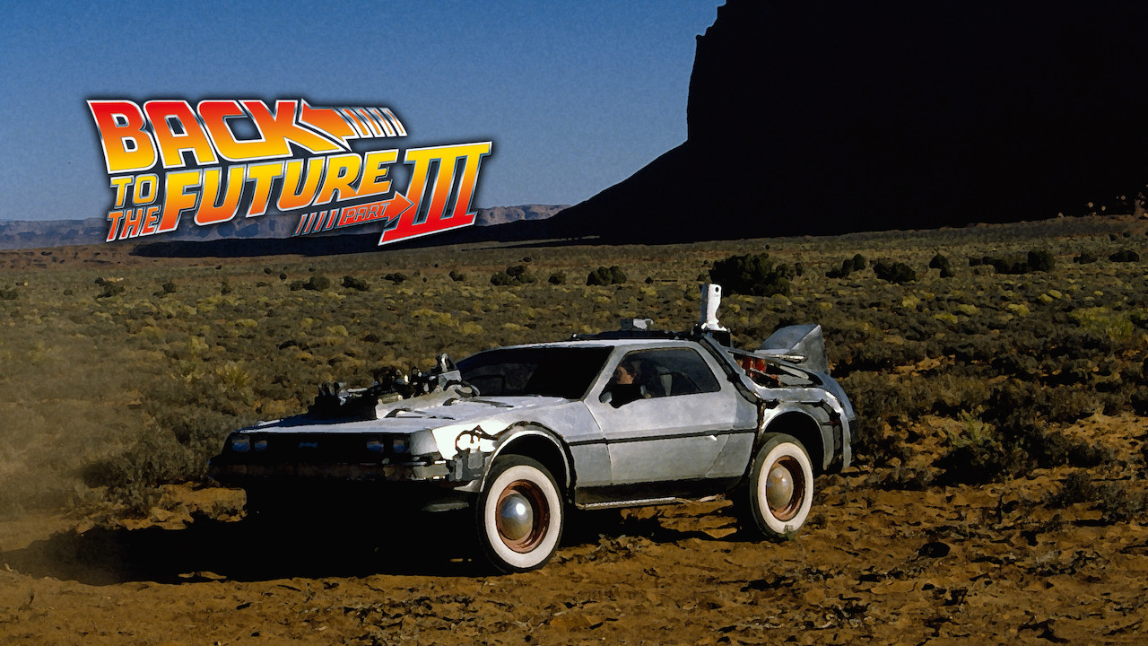 Is 'Back to the Future Part III' (1990) available to watch on UK