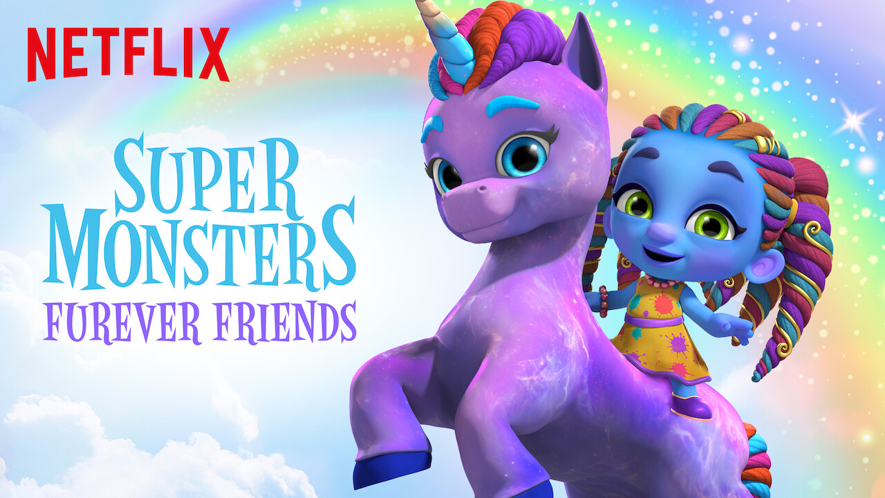 Super Monsters Furever Friends on Netflix UK
