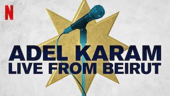 Adel Karam: Live from Beirut (2018)