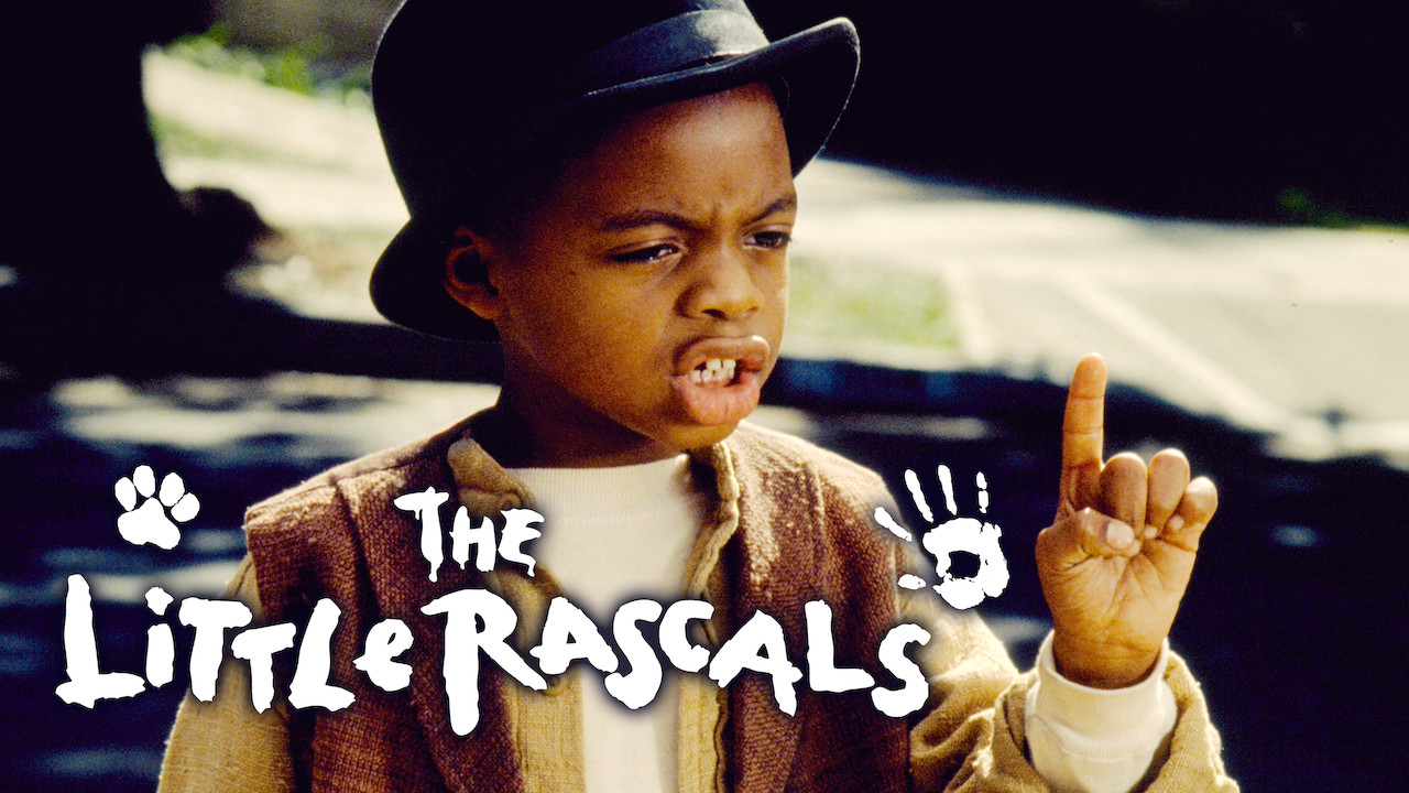 The Little Rascals on Netflix UK