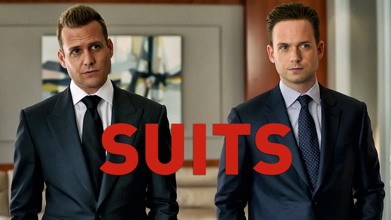 Suits On Netflix
