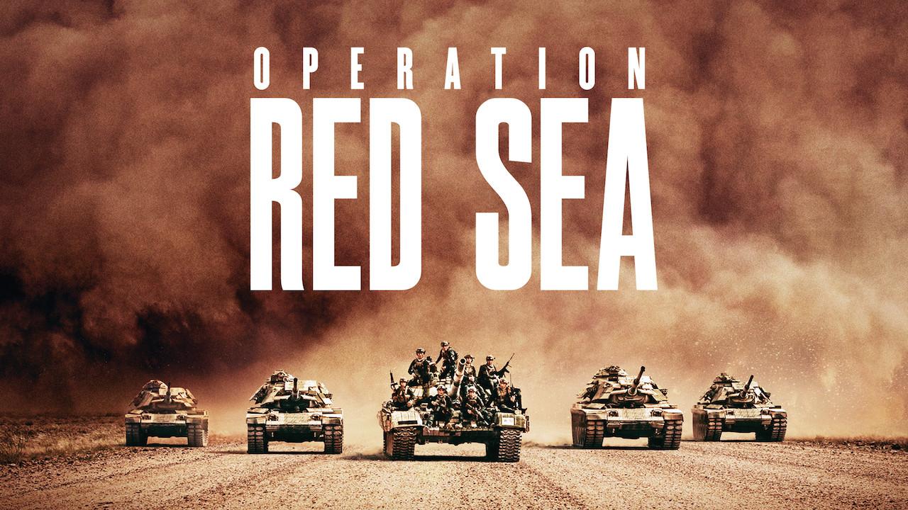 Operation Red Sea on Netflix UK