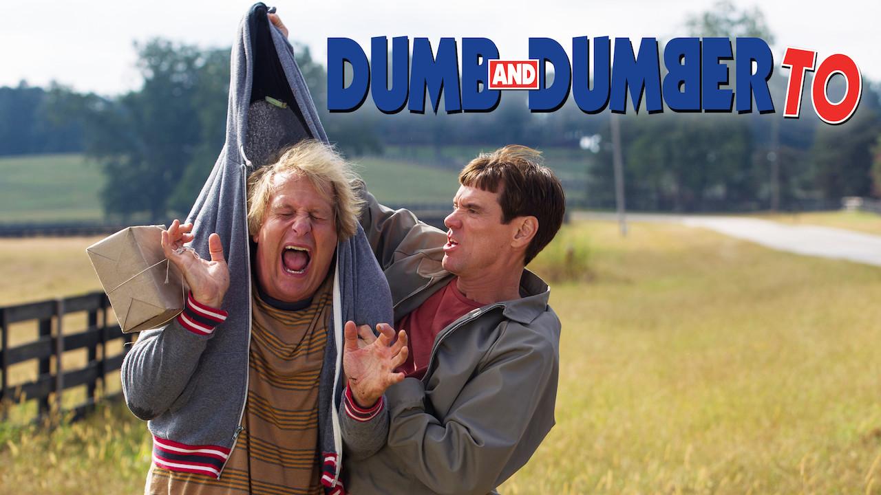 Dumb and Dumber To on Netflix UK