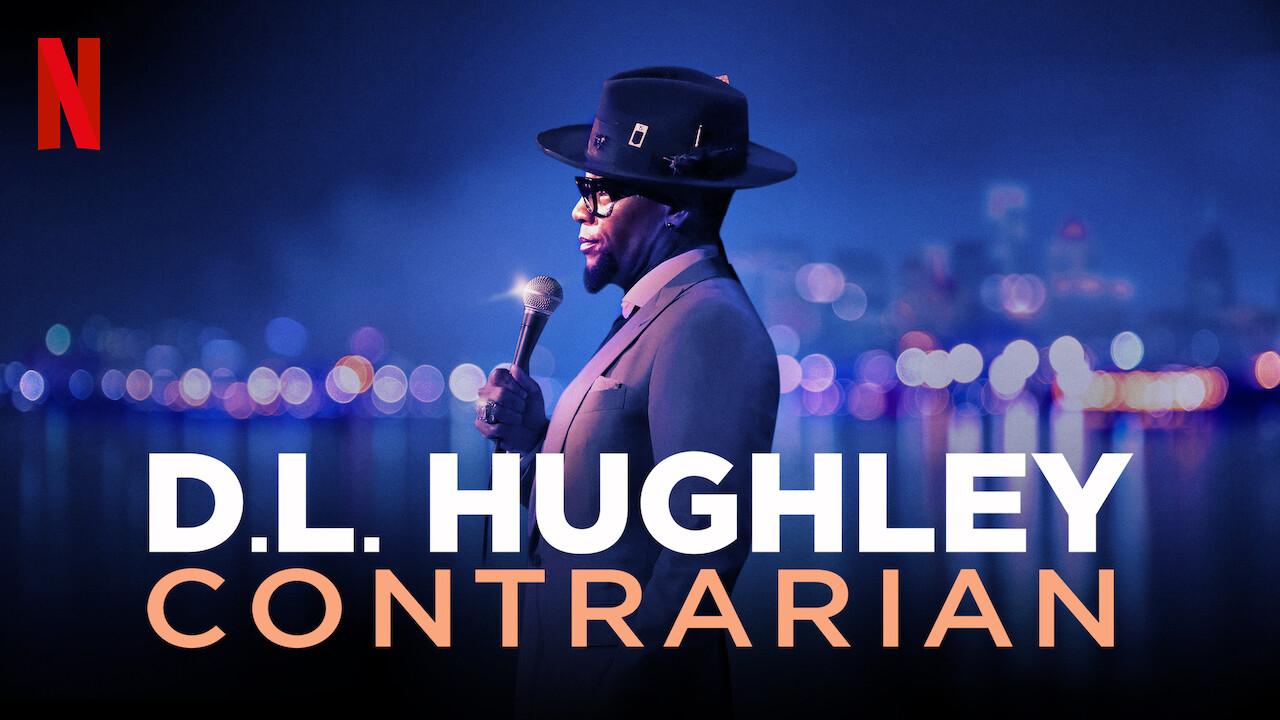 D.L. Hughley: Contrarian on Netflix UK