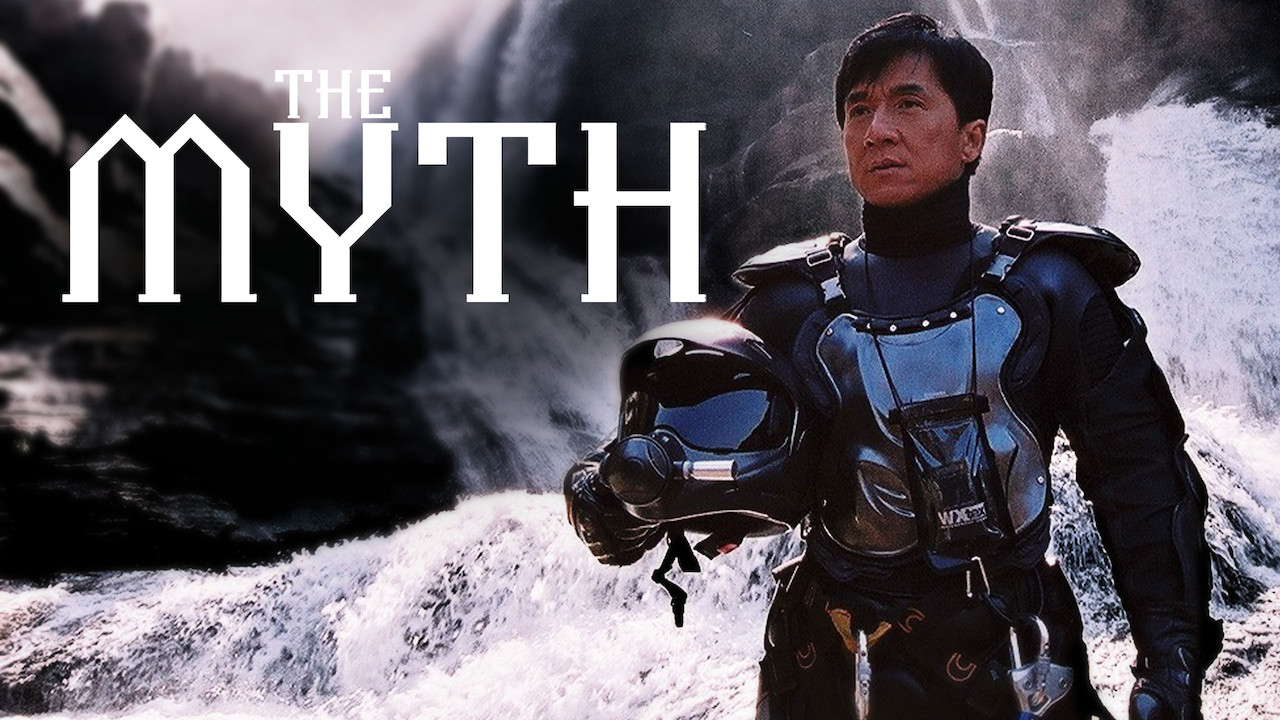 Is 'The Myth' (2005) available to watch on UK Netflix