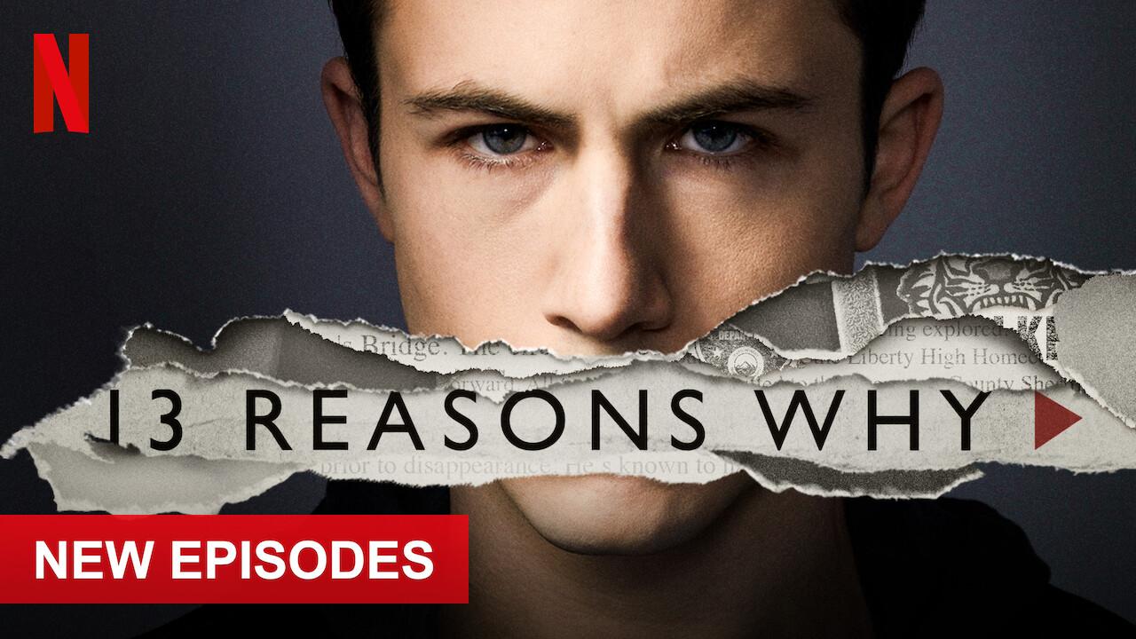 13 Reasons Why on Netflix UK