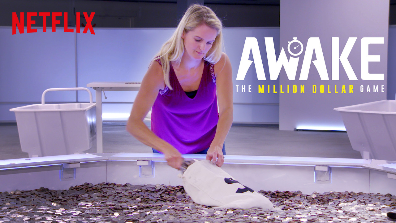 Awake: The Million Dollar Game on Netflix UK