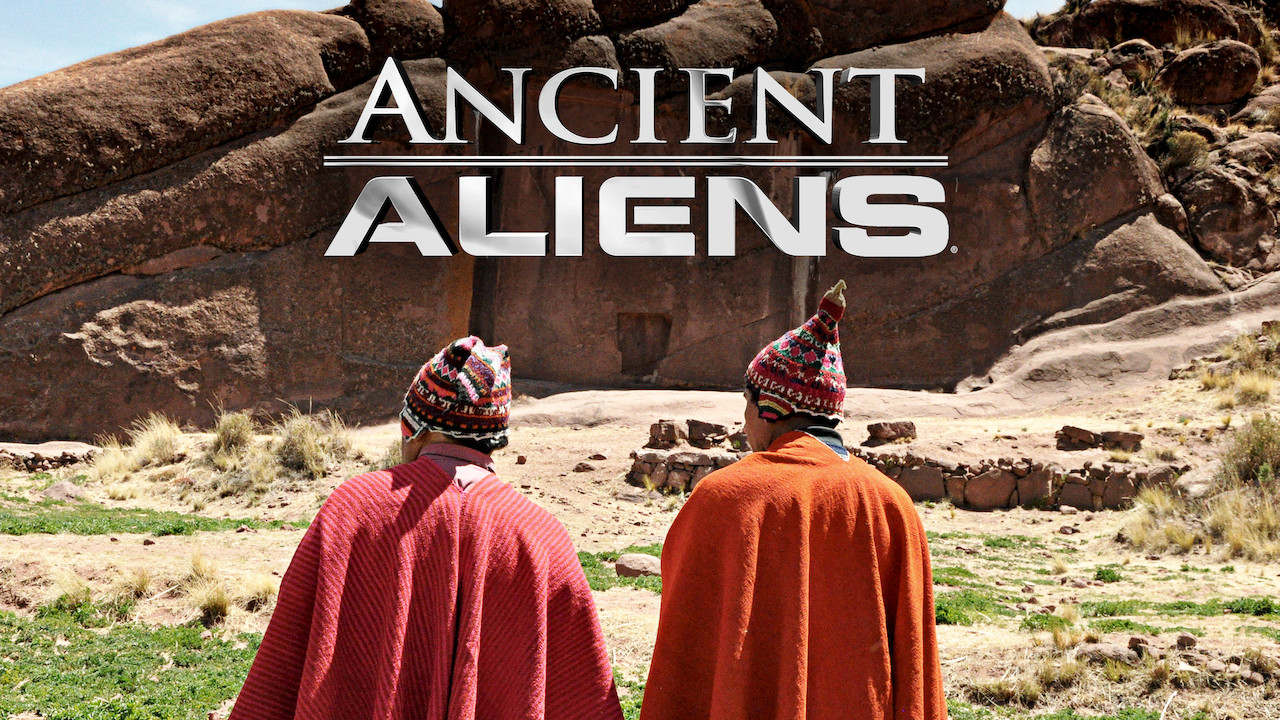 Ancient Aliens on Netflix UK