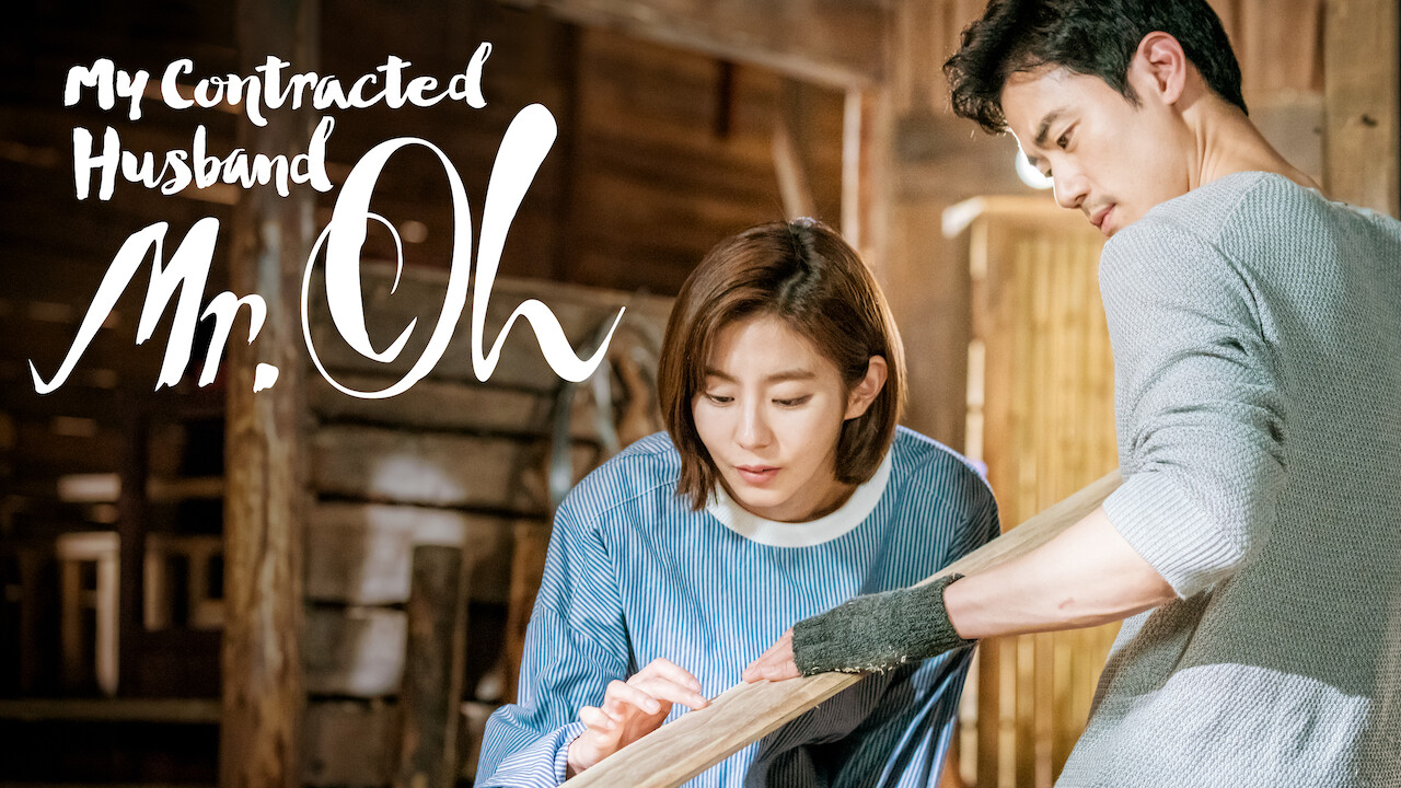 My contracted husband Mr.Oh on Netflix UK