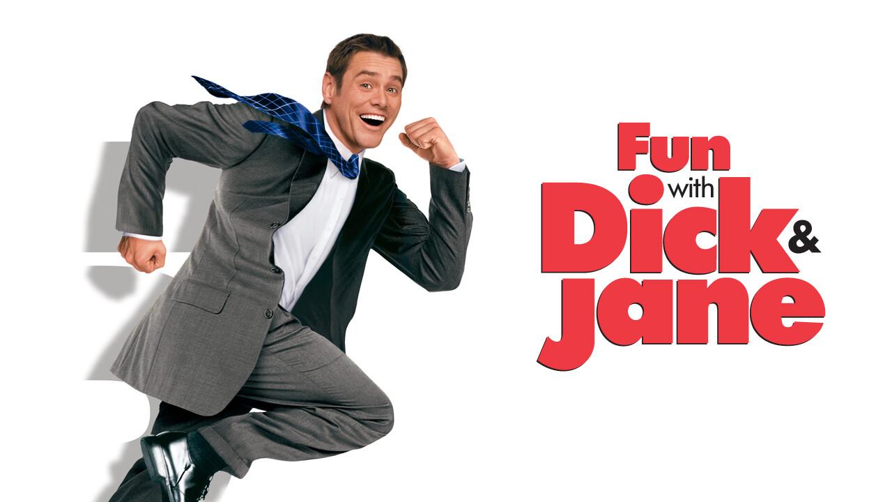 Fun with Dick & Jane on Netflix UK
