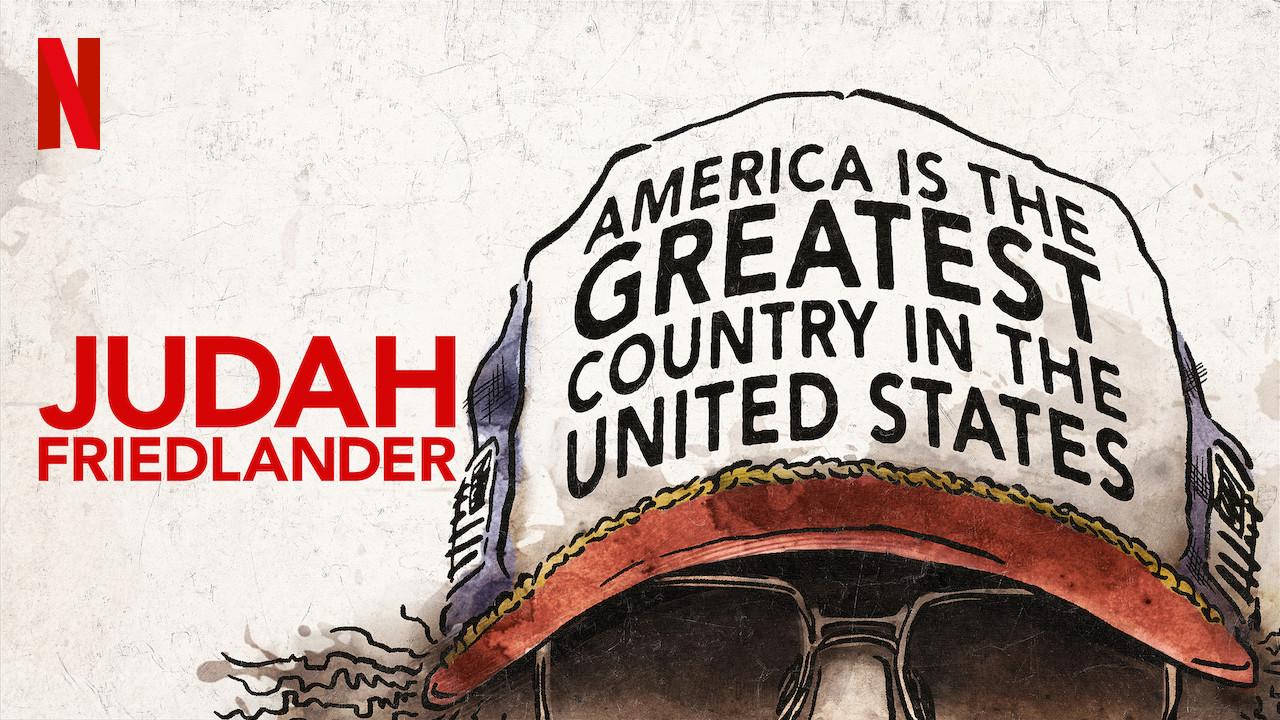 ผลการค้นหารูปภาพสำหรับ judah friedlander america is the greatest country