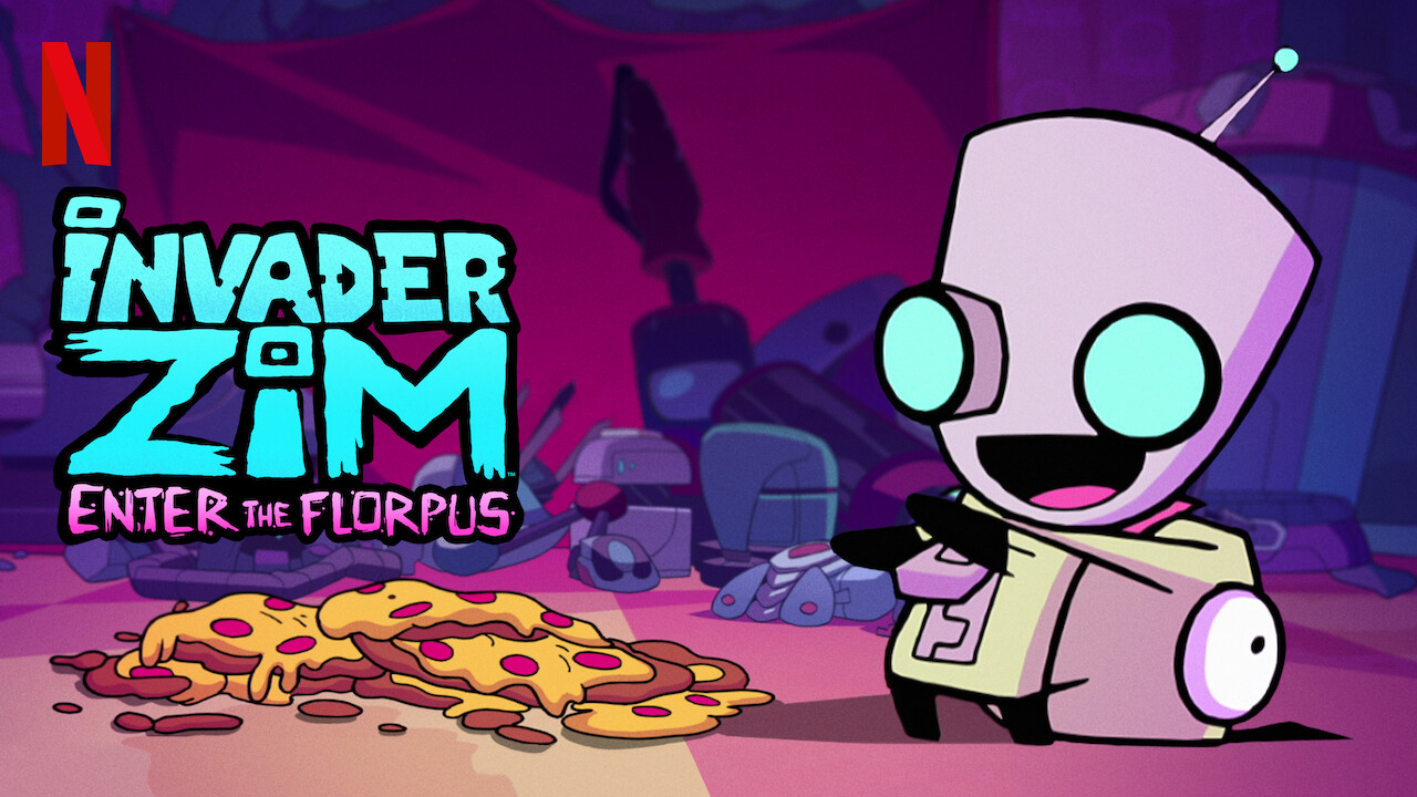 Invader Zim: Enter the Florpus on Netflix UK
