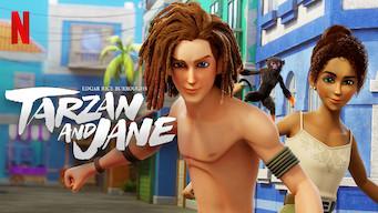 Edgar Rice Burroughs' Tarzan and Jane (2018)