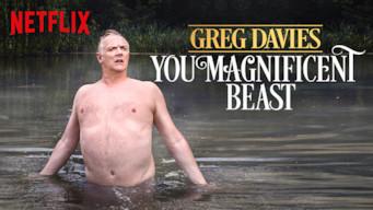 Greg Davies: You Magnificent Beast (2018)