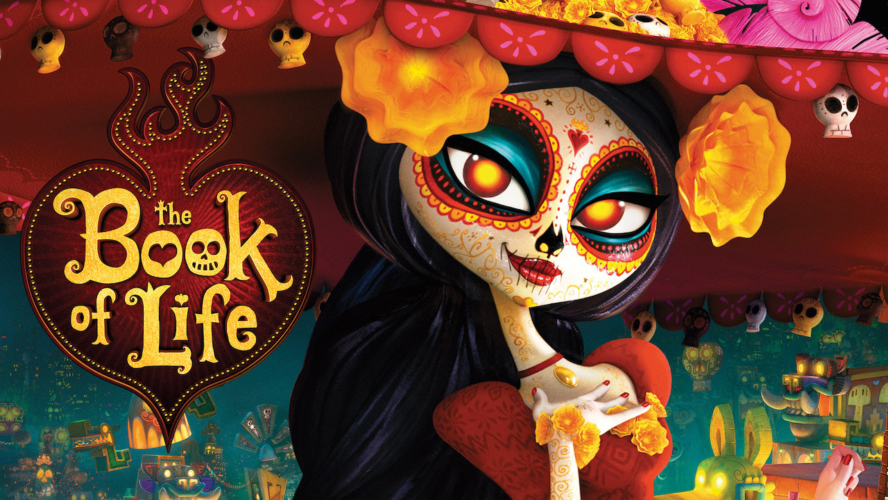 The Book of Life on Netflix UK