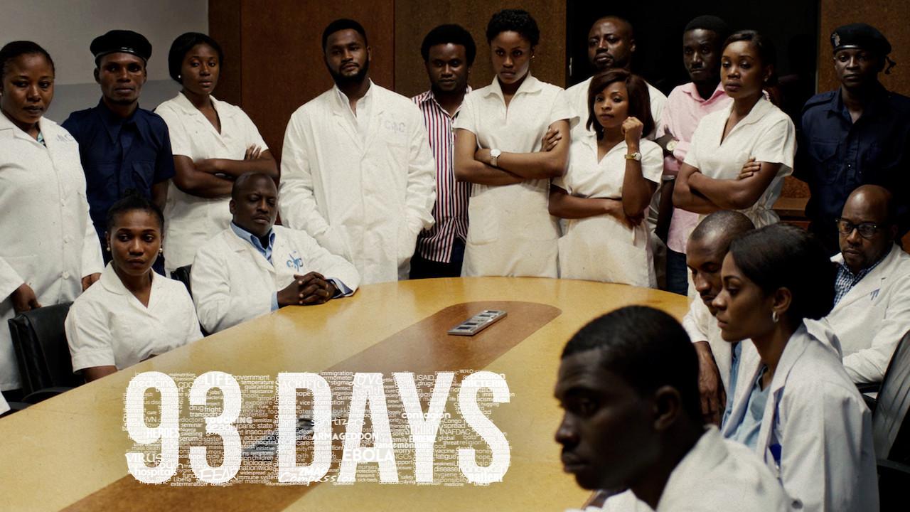 93 Days on Netflix UK