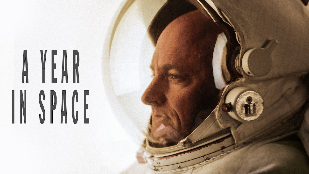 A Year In Space on Netflix UK