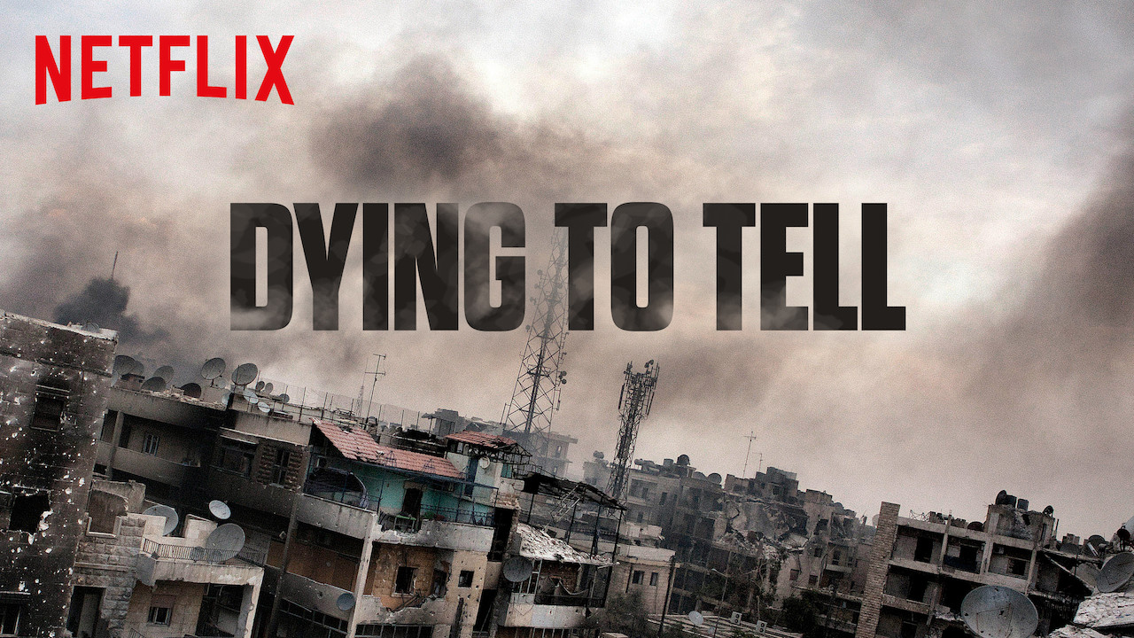Dying to Tell on Netflix UK