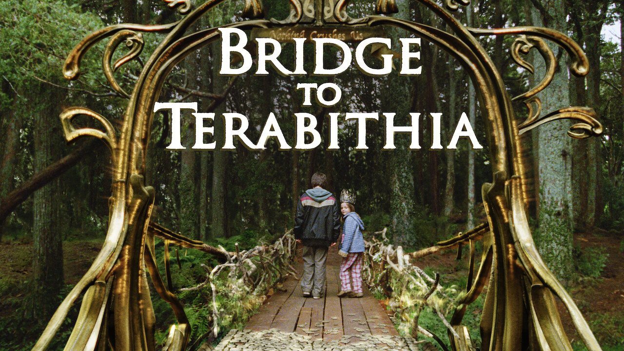 Is 'Bridge to Terabithia' (2007) available to watch on UK