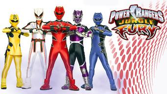 Power Rangers Jungle Fury (2008)