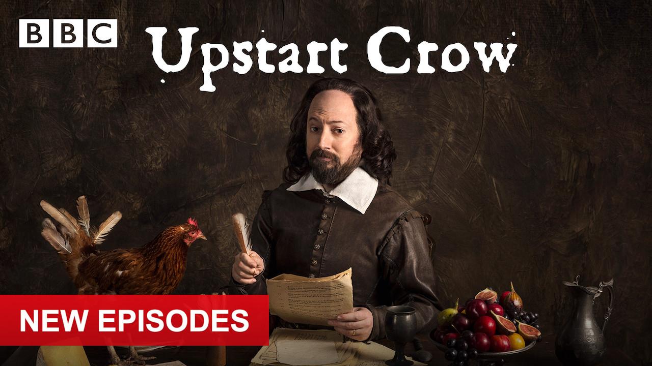 Upstart Crow on Netflix UK