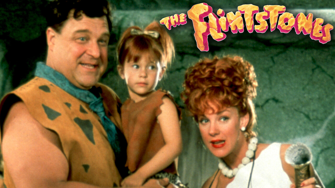 The Flintstones on Netflix UK