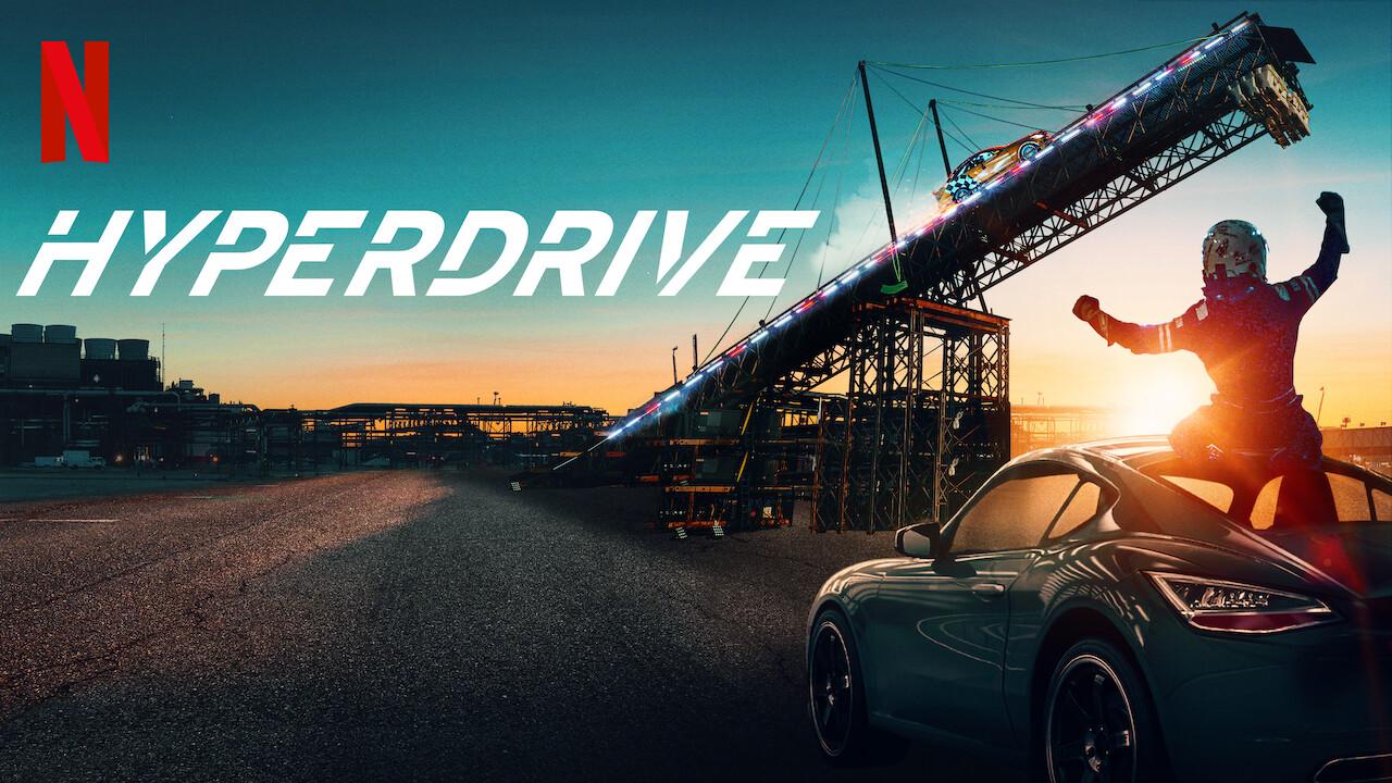 Hyperdrive on Netflix UK