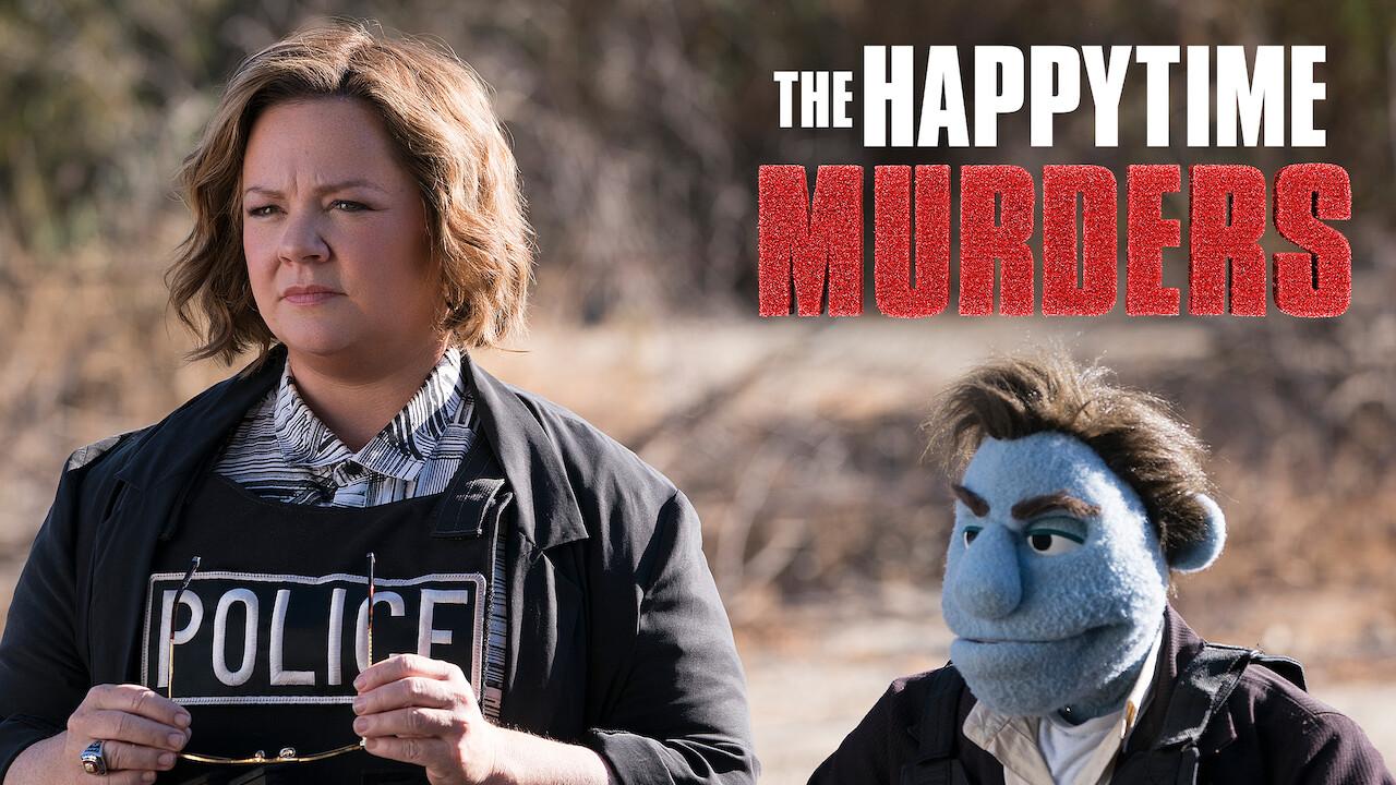 The Happytime Murders on Netflix UK