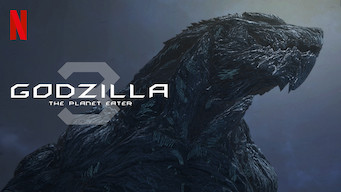 GODZILLA The Planet Eater (2018)