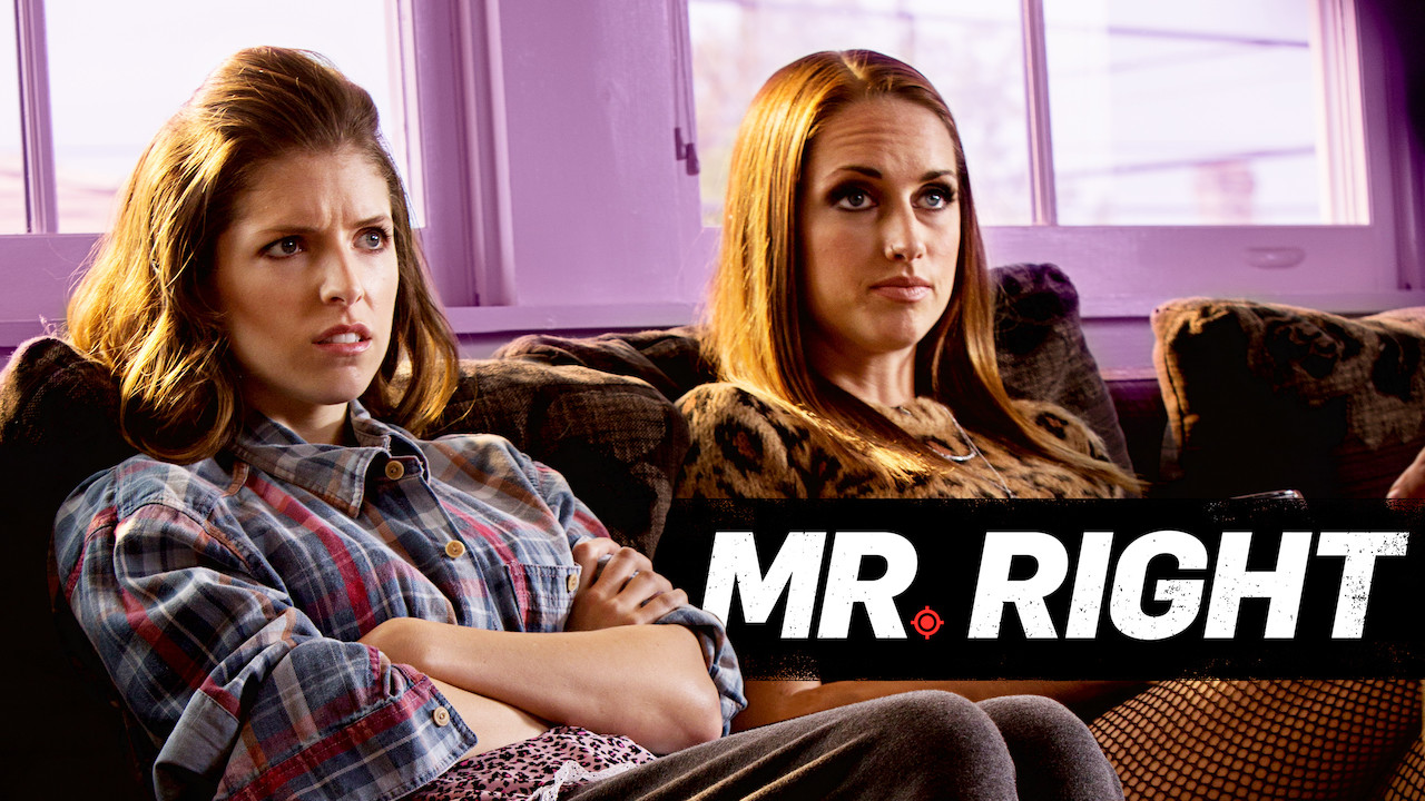 MR. RIGHT on Netflix UK