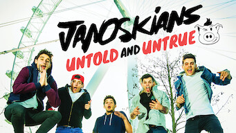 Janoskians: Untold and Untrue (2016)