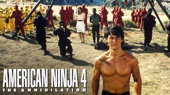 American Ninja 4: The Annihilation (1991)