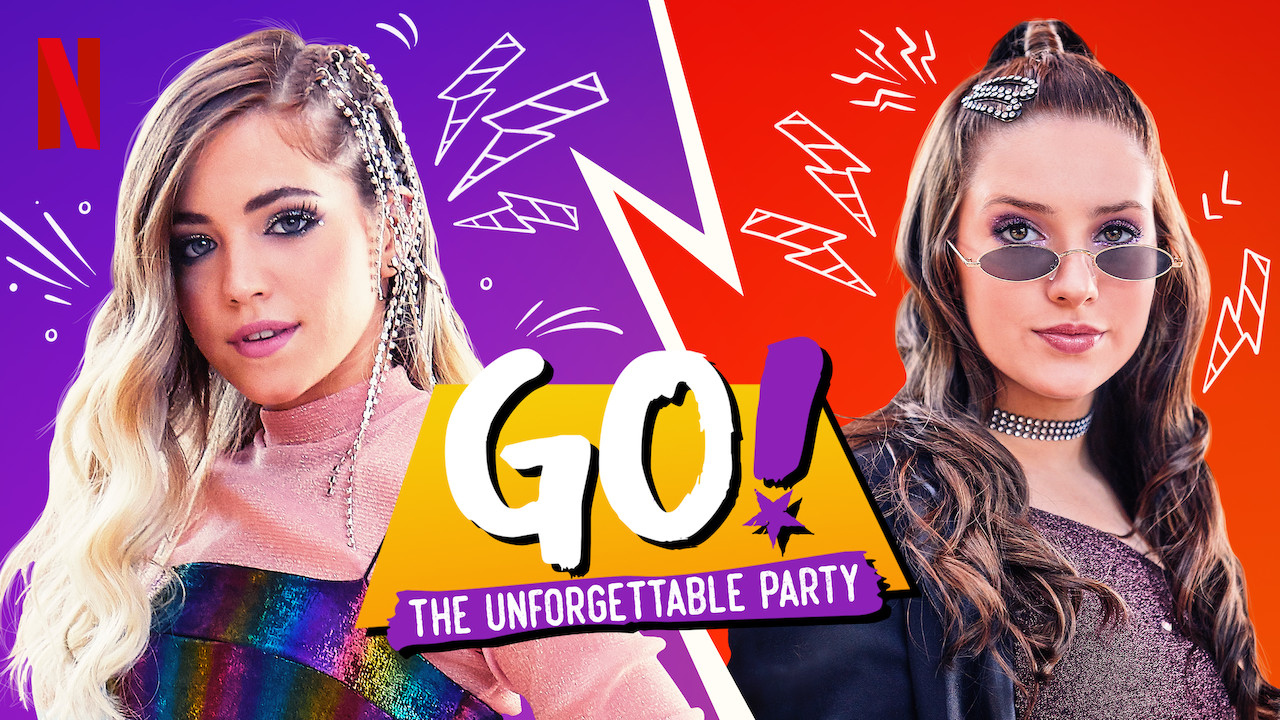 GO! The Unforgettable Party on Netflix UK
