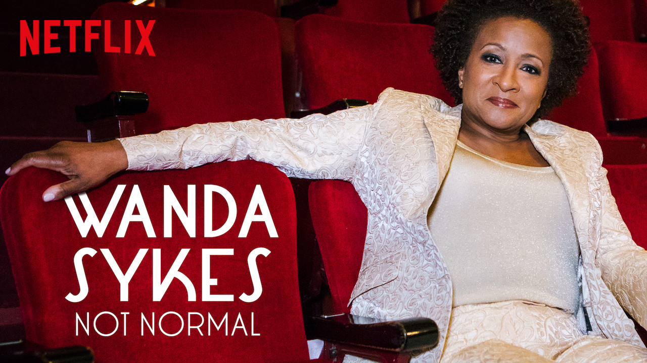 Wanda Sykes: Not Normal on Netflix UK
