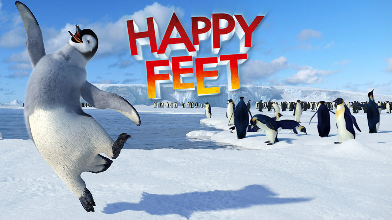 Happy Feet on Netflix UK