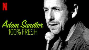 ADAM SANDLER 100% FRESH (2018)
