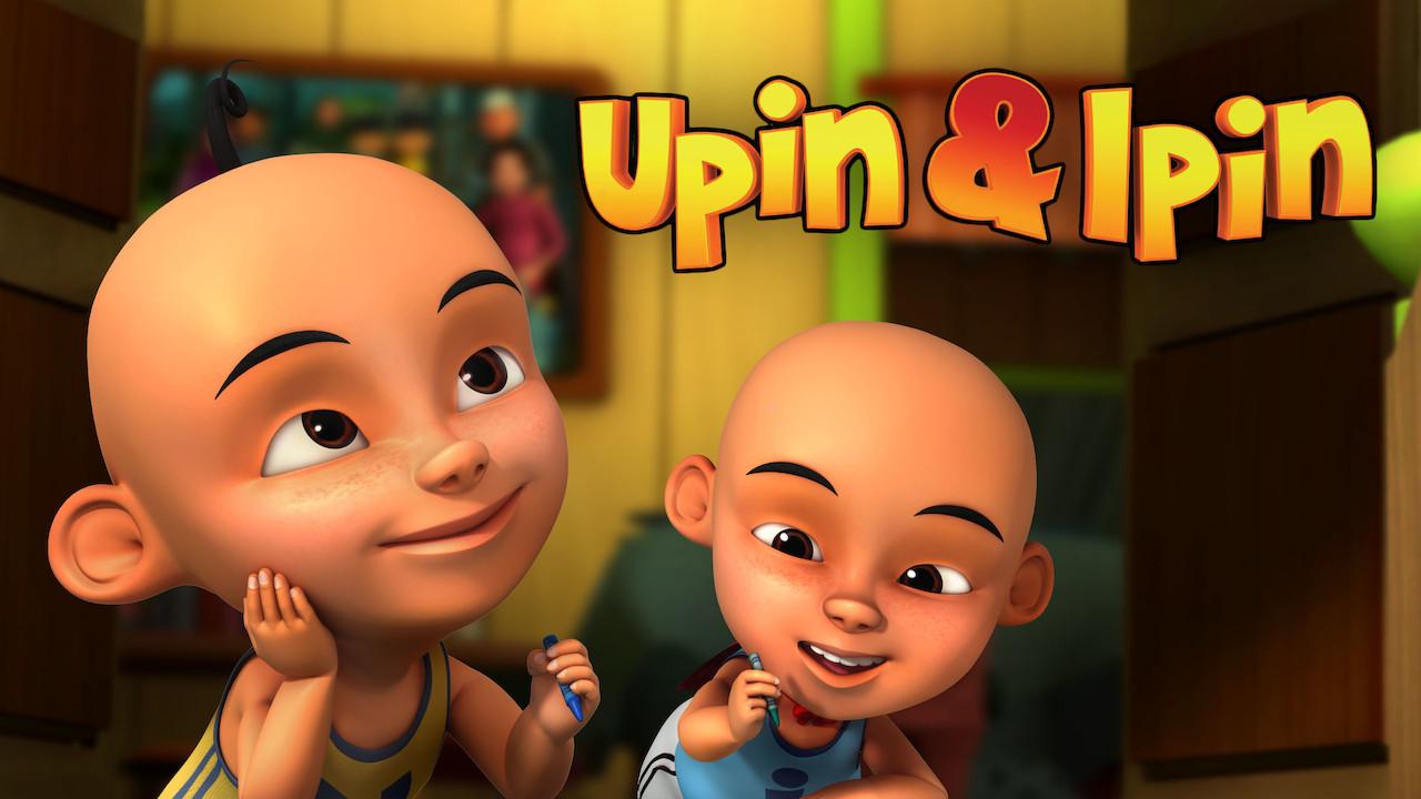 Upin & Ipin on Netflix UK