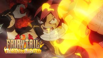 Fairy Tail the Movie: Phoenix Priestess (2012)